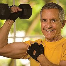 baby boomer in shape
