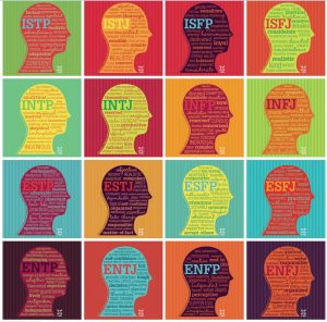 MBTI personality types