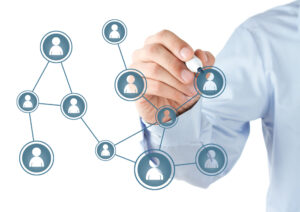 Even execs need to network www.edgecareersolutions.com
